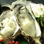 殻付き牡蠣アップ楽天